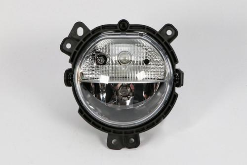 Fog light left with DRL parking light Mini Convertible F57 15-