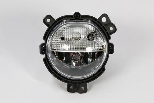 Fog light right with DRL parking light Mini Clubman F54 14-