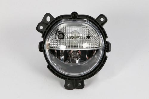 Fog light left with DRL parking light Mini Clubman F54 14-