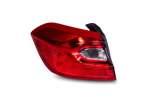 Rear light left Ford Fiesta MK7 17-