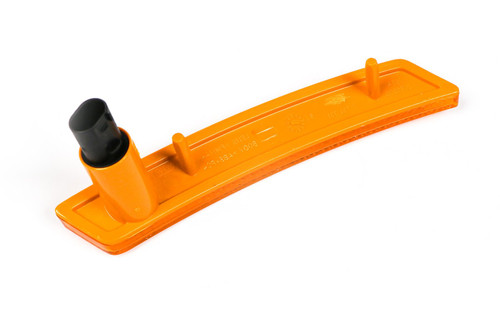 Front bumper reflector side marker right Mini Clubman R55 06-13