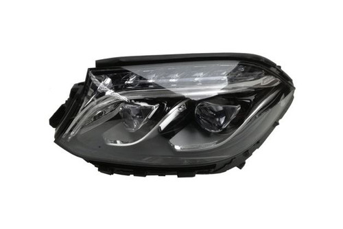 Headlight left full LED Mercedes-Benz GLS 16-