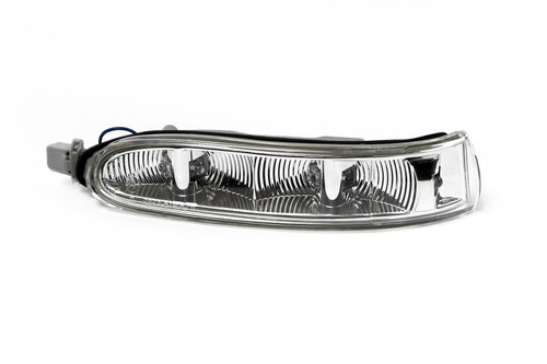 Mirror indicator left LED Mercedes-Benz CLK A209 03-10 Convertible