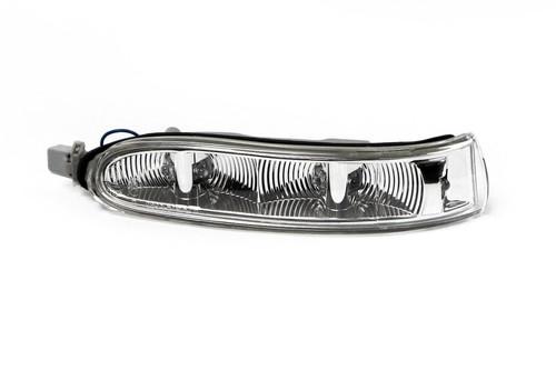 Mirror indicator left LED Mercedes-Benz SL R230 01-03