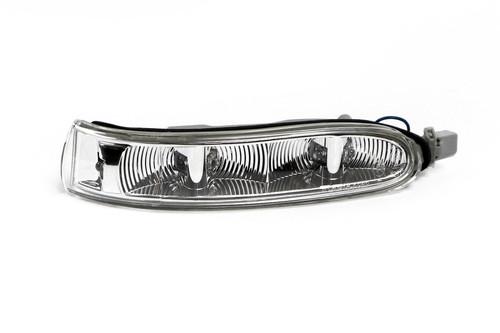Mirror indicator right LED Mercedes-Benz CLK A209 03-10 Convertible