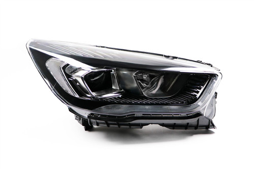 Headlight right black brow LED DRL Ford Kuga 17-