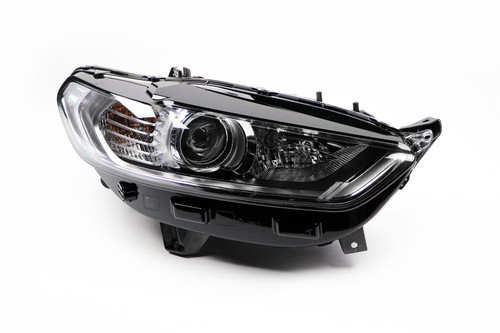 Headlight right chrome DRL Ford Mondeo 15-18