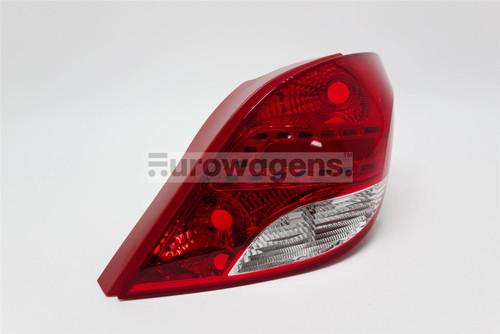 Rear light right LED Peugeot 207 09-13