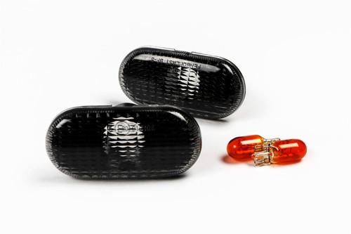 Side indicators set smoked Renault Twingo 93-06
