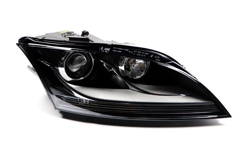 Headlight right xenon Audi TT 06-09