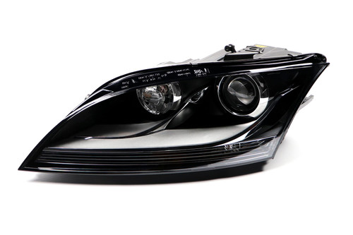 Headlight left xenon Audi TT 06-09