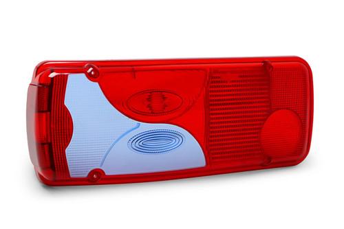 Rear light blue red lens left Mercedes-Benz Sprinter 06-18