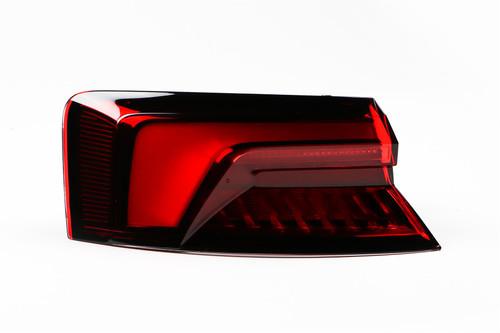 Rear light left dark red LED Audi A5 16-