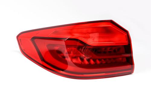 Rear light left LED BMW 5 Series G30 Saloon 17-