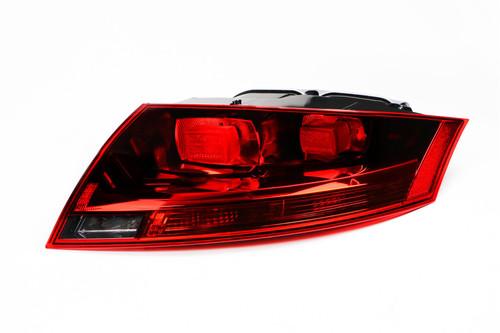 Rear light right dark red Audi TT 06-14
