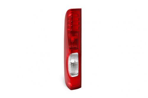 Rear light left Vauxhall Vivaro 07-13