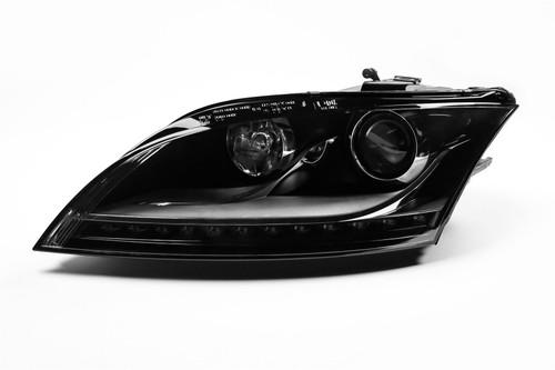 Headlight left xenon LED DRL AFS Audi TT 10-14