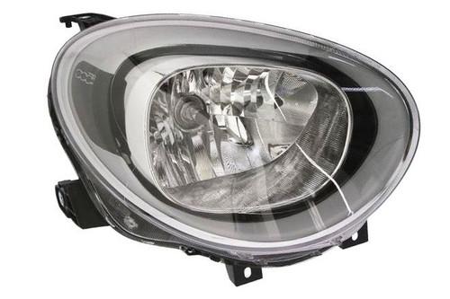 Headlight right Fiat 500X 14-18