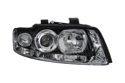 Headlight right Audi A4 B6 01-04 Valeo