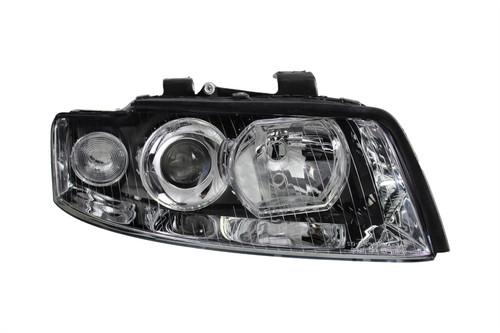 Headlight right Audi A4 B6 01-04 Valeo