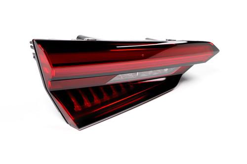 Rear light left inner dark red LED Audi A5 16-