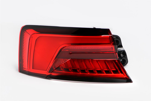 Rear light left LED Audi A5 16-