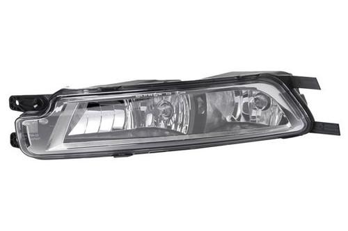 Fog light left with DRL and cornering light VW Passat 15-18