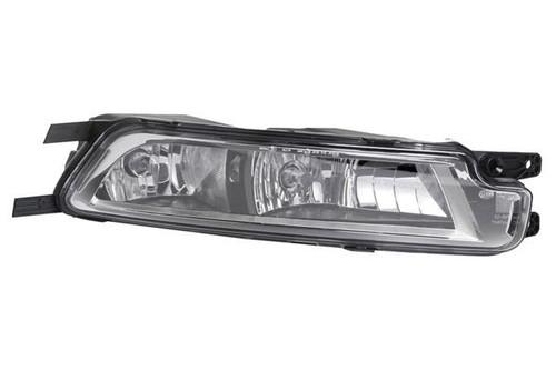 Fog light right with DRL and cornering light VW Passat 15-18