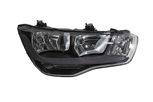 Headlight right Audi A1 10-14