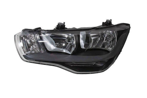 Headlight left Audi A1 10-14