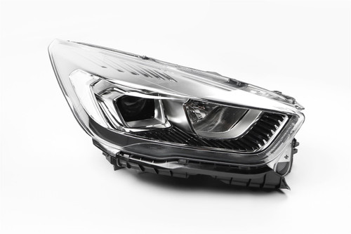Headlight right chrome brow LED DRL Ford Kuga 17-