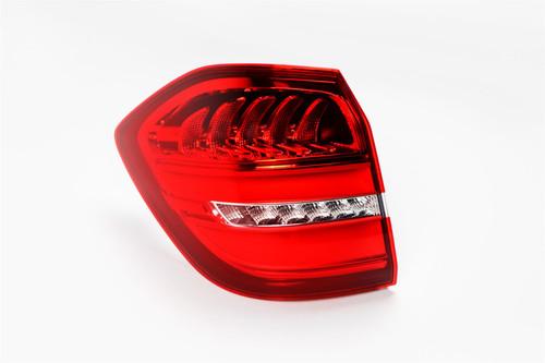 Rear light left LED Mercedes-Benz GLS X166 16-