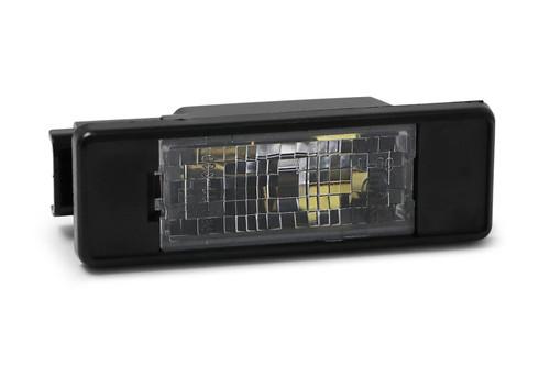 Number plate light Citroen C3 Pluriel 03-10