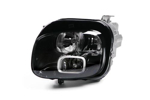 Headlight left with cornering Citroen C3 Aircross 18-