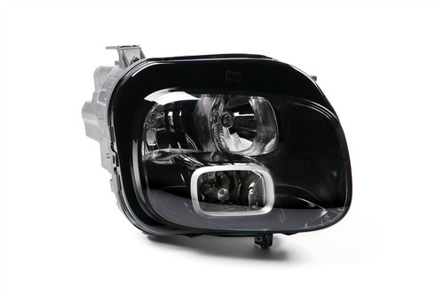 Headlight right with cornering Citroen C3 Aircross 18-