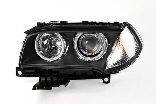 Headlight left xenon BMW X3 E83 06-10