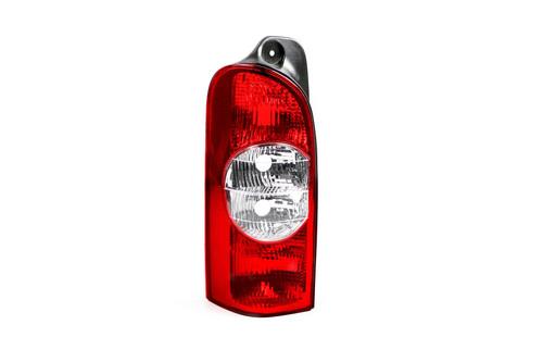 Rear light left Nissan Interstar 03-10