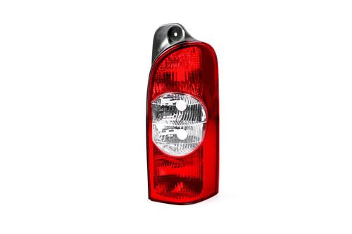 Rear light right Vauxhall Movano 03-10