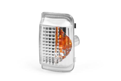 Mirror indicator right orange Peugeot Boxer 06-