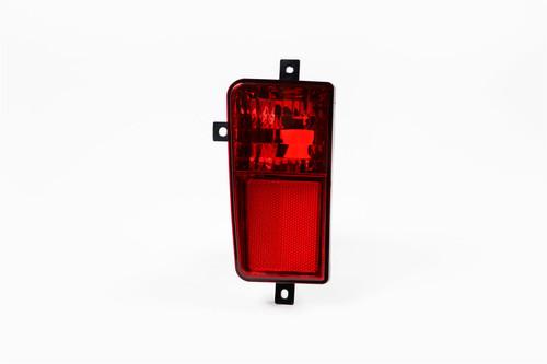 Rear bumper fog light left Citroen Relay 06-14