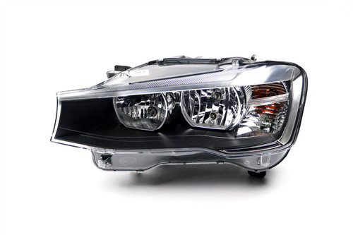 Headlight left BMW X3 F25 15-17 OEM