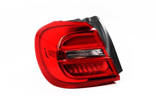 Rear light left LED Mercedes-Benz GLA 13-16