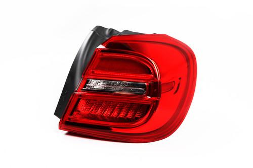 Rear light right LED Mercedes-Benz GLA 13-16
