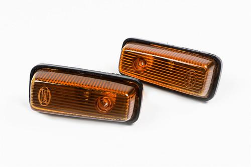 Side indicators set orange Mercedes-Benz G Class W460 79-12