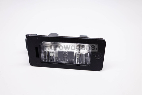 Number plate light BMW 3 Series E90 05-08