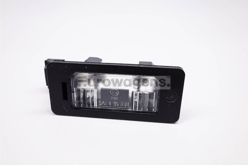 Number plate light BMW 5 Series E39 96-04 Saloon