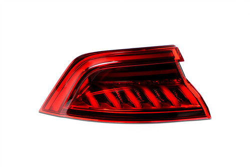 "Rear light left ""welcome"" effect LED Audi Q8 18-"