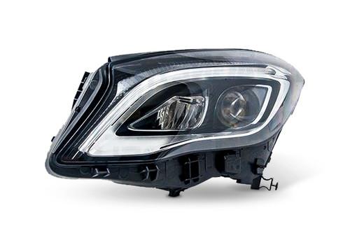 Headlight left LED Mercedes-Benz GLA X156 17-