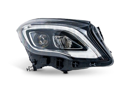 Headlight right LED Mercedes-Benz GLA X156 17-