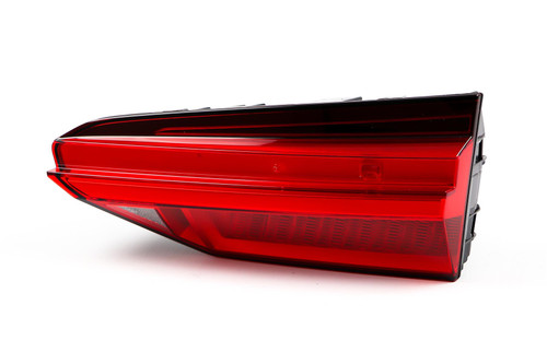 Rear light right inner LED chrome trim  Audi A6 19- Saloon Estate